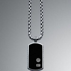 David Yurman Men's necklace and pendant